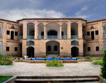 مرمت آثار تاریخی ایران