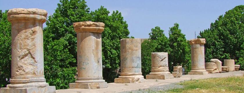 معبد آناهیتا